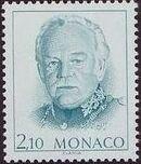 Monaco 1990 Prince Rainier III a