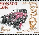 Monaco 2006 Centenary of the creation of the Rolls Royce