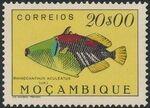 Mozambique 1951 Fishes v
