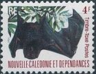 New Caledonia 1983 Bat Issue (Official Stamps) d