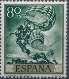 Spain 1966 Painters - José Maria Sert d