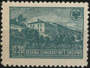 Albania 1945 Landscapes a