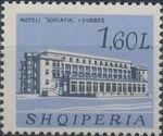 Albania 1965 Buildings h