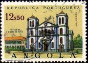 Angola 1963 Churches q