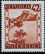 Austria 1946 Landscapes (II) k