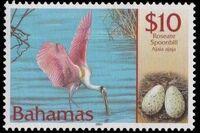 Bahamas 2001 Birds and Eggs p