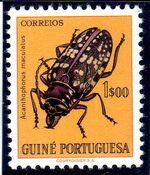 Guinea, Portuguese 1953 Guinea Insects f
