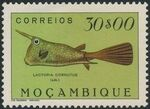 Mozambique 1951 Fishes w