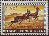 Belgian Congo 1959 Animals j