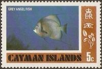 Cayman Islands 1978 Fishes (1st Issue) b