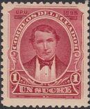 Ecuador 1895 President Vicente Rocafuerte g