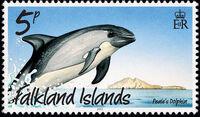 Falkland Islands 2012 Whales & Dolphins c