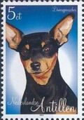 Netherlands Antilles 2004 Dogs a