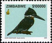 Zimbabwe 2005 Birds from Zimbabwe j