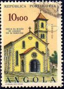 Angola 1963 Churches p