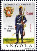 Angola 1966 Military Uniforms k