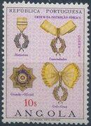 Angola 1967 Portuguese Civil and Military Orders i