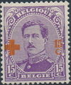 Belgium 1918 King Albert I (Red Cross Charity) e.jpg