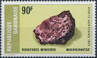 Gabon 1971 Minerals b