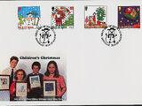 Isle of Man 1996 Christmas
