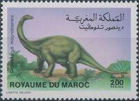 Morocco 1988 Dinosaur of Tilougguite a