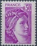France 1978 Sabine after Jacques-Louis David (1748-1825) (2nd Issue) h