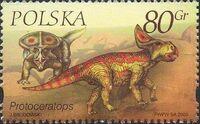 Poland 2000 Dinosaurs d