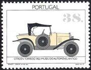 Portugal 1992 Automobile Museum - Oeiras a