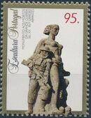 Portugal 1995 Portuguese Sculptures (3rd Group) - LUBRAPEX 95 d