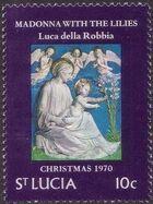 St Lucia 1970 Christmas b