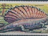Fujeira 1968 Dinosaurs