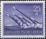 Germany-Third Reich 1944 Armed Forces and Heroes Day l