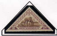 Mozambique company 1937 Assorted designs p