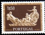 Portugal 1954 150th Anniversary of the Founding of the State Secretariat for Financial Affairs b