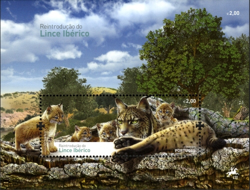 Portugal 2015 Reintroducing the Iberian Lynx into Portugal SSa