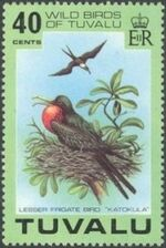 Tuvalu 1978 Wild Birds of Tuvalu d