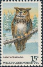 United States of America 1978 Wildlife Conservation Issue d