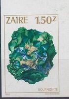 Zaire 1983 Minerals q