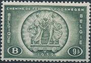 Belgium 1939 International Railroad Congress d