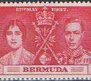 Bermuda 1937 George VI Coronation