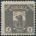 Karelia 1922 Coat of Arms a
