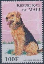 Mali 1997 Dogs a