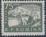 Romania 1960 Professions k