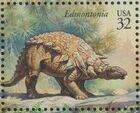 United States of America 1997 The World of Dinosaurs i