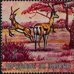 Burundi 1971 Animals j