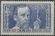 France 1936 Surtax for Relief of Unemployed Intellectuals (1st Group) d