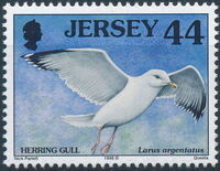 Jersey 1998 Seabirds and waders (3rd Issue) g