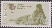 Malta 1975 International Women's Year c