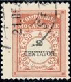 Mozambique Company 1916 Postage Due Stamps c.jpg