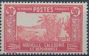 New Caledonia 1928 Definitives p